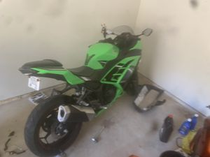 Kawasaki ex300 abs for Sale in Hermitage, TN