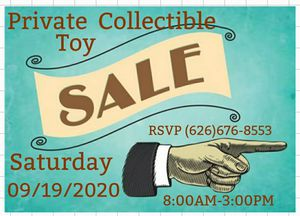 Collectible Toys for Sale in Pasadena, CA