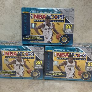 NBA Hoops Mega Box Sealed for Sale in City of Industry, CA