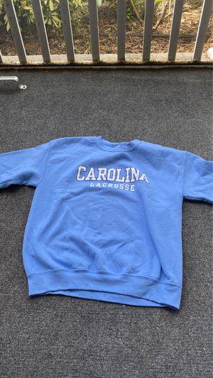 Carolina lacrosse sweatshirt for Sale in Bradenton, FL