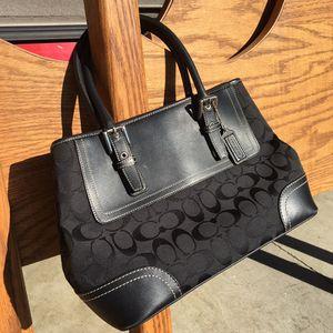 Genuine Coach logo handbags for Sale in Dayton, OR
