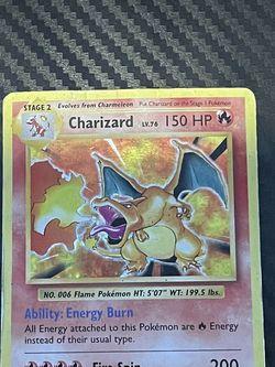Charizard for Sale in Carlisle,  IA