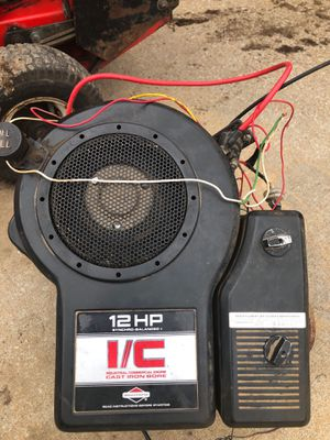 Engine 12 hp for mower for Sale in St. Louis, MO