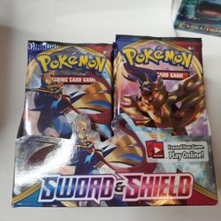 Pokemon Sword And Shield Booster Box for Sale in Normandy Park,  WA