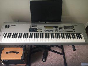 Yamaha MO8-music Synthesizer/Keyboard $1,200 OBO for Sale in Lynnwood, WA