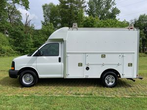 2013 Chevy Express box truck for Sale in Springfield, VA