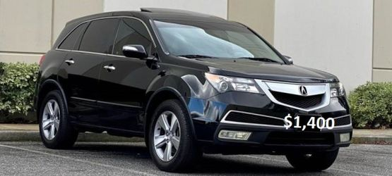 Amazing Offer'2O12 Acura MDX Strong Vehicle AWDWheelss!🍁egrbvd for Sale in Colorado Springs,  CO