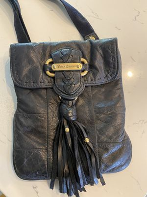 Leather Juicy Couture Crossbody Bag for Sale in Santa Ana, CA