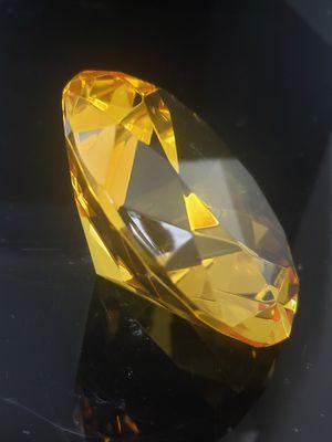 Massive 100mm citrine crystal for Sale in Duluth, GA