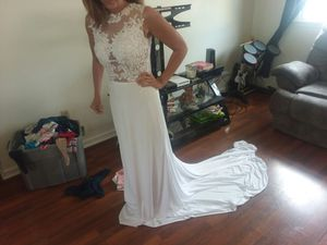 White wedding dress for Sale in Hickory, PA