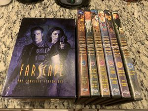 FARSCAPE SEASON 1 for Sale in Forest Heights, MD
