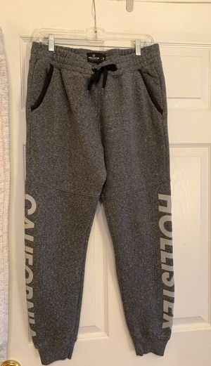 Hollister warm ups/joggers for Sale in Rockwall, TX