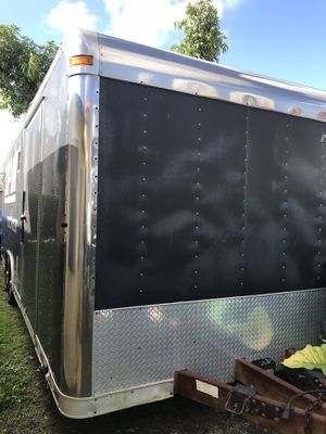 """Pace Shadow 24"""" enclosed race car trailer for Sale in Miami, FL"""