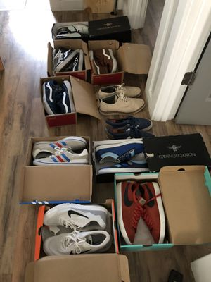Nike, Adidas, Vans, Penguin, Toms, Volley, Size 10.5 Size 11 for Sale in Bend, OR