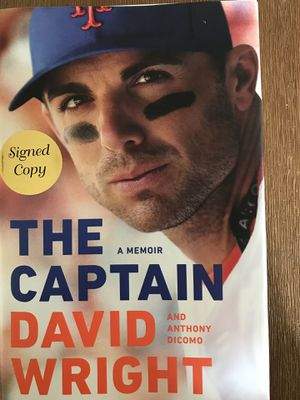 David Wright book for Sale in Levittown, NY