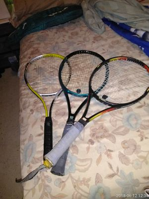 Tennis rackets for Sale in Wauchula, FL