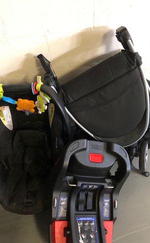 Britax ,stroller and car seat set for Sale in Sebring, FL