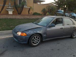 Honda Civic 95 for Sale in Monrovia, CA