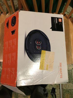 JBL 6 x 9 (160mm x 230mm) Three way car audio loudspeaker for Sale in San Francisco, CA