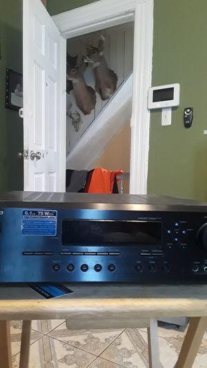 Onkyo AV RECEIVER TX-SR502 for Sale in New York, NY