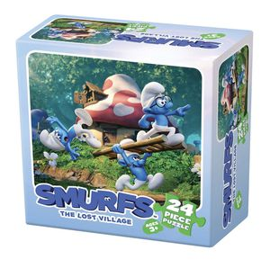 Smurfs: The Lost Village Puzzle Game for Sale in Hawthorne, CA