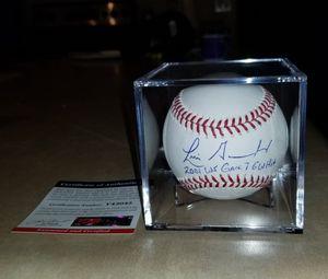 🔥 Luis Gonzalez autographed baseball PSA/DNA COA 🔥 for Sale in El Mirage, AZ