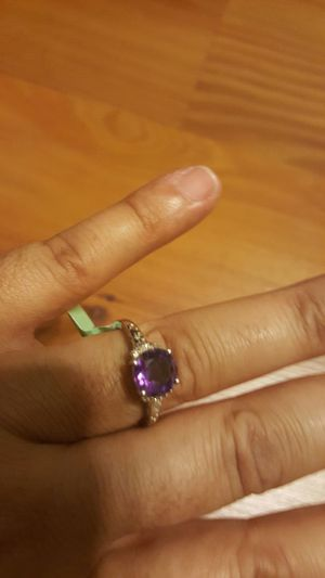 Amethyst Ring for Sale in Davenport, FL