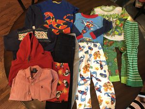 Boys Size 4/5 Clothing Lot for Sale in Renton, WA