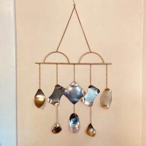 Boho Art Abstract Wall Hanging Wind Chimes for Sale in San Diego, CA