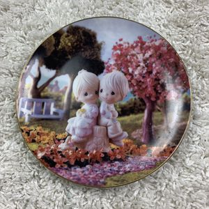 Precious moments plate for Sale in Longview, WA