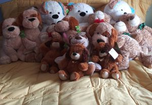 NWT 16 piece HUGE Plushie Collection for Sale in Framingham, MA
