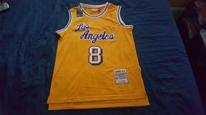 LAKERS KOBE JERSEYS for Sale in Commerce, CA