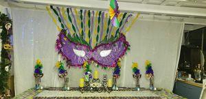 Decoracion para fiesta de antifazes for Sale in Riverside, CA