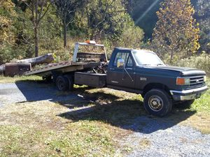 Ford 1990 Super Duty roll back for Sale in VA, US
