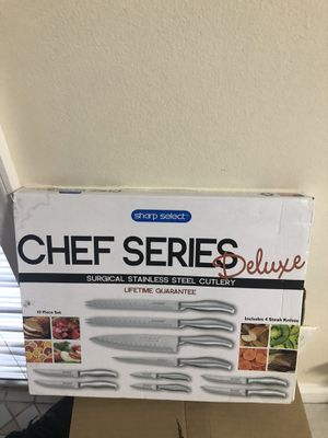 Chef Series Deluxe for Sale in Palm Beach Gardens, FL