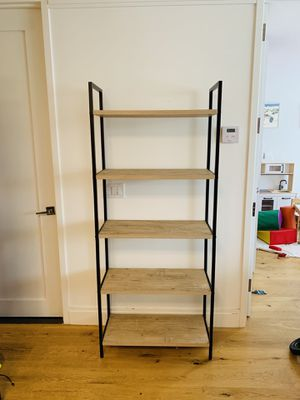 5 Shelf Ladder Bookcase - Project 62 - TARGET for Sale in New York, NY