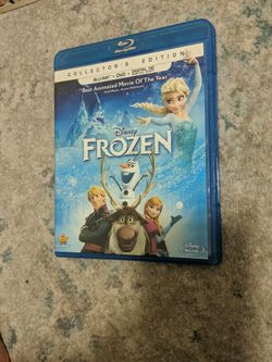 Disney Frozen DVD & Blu-ray for Sale in El Monte,  CA