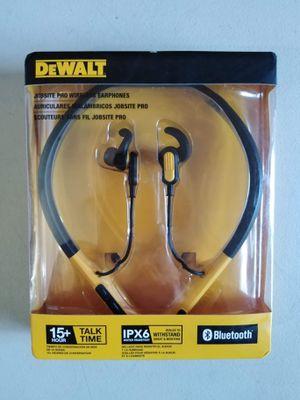 Dewalt New EARPHONES for Sale in Los Angeles, CA