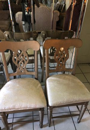 Kitchen table chairs for Sale in Lake Worth, FL