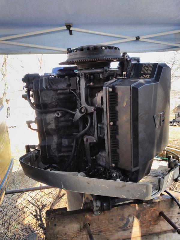 Johnson 200hp 25in Shaft Outboard Motor