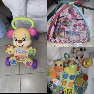 Toys for baby 👶🏻 for Sale in IND CRK VLG, FL