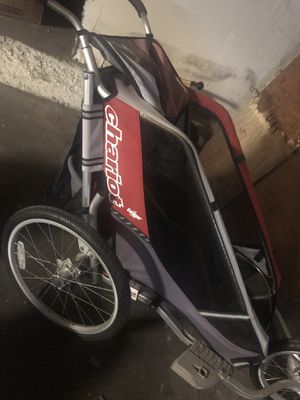 Used chariot THULE JOGGING STROLLER AND BIKE TRAILER for Sale in Alameda, CA