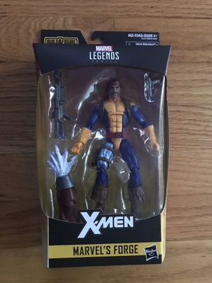 Marvel Legends X-men Forge for Sale in Chicago, IL