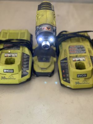 Ryobi impact drill for Sale in Gold Canyon, AZ