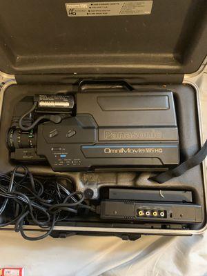 Vintage Panasonic OminiMovie VHS for Sale in Nashville, TN