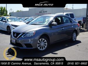 2017 Nissan Sentra for Sale in Sacramento, CA