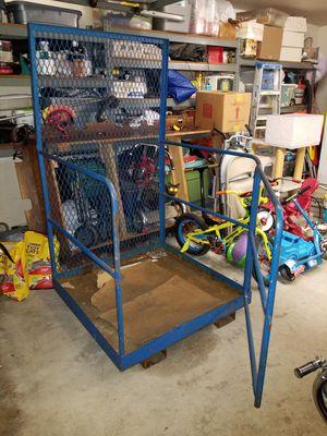 Forklift man lift for Sale in Oceanside, CA