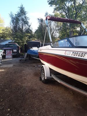92' Corsair Sunbird 18'ski boat for Sale in Greenwood, IN