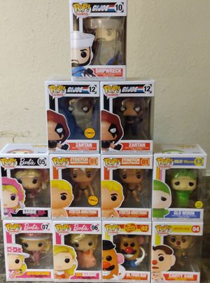 Retro funko pop lot for Sale in Boston, MA