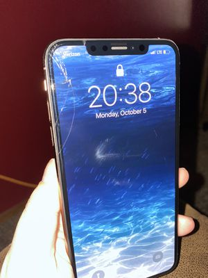iPhone X max for Sale in Hazen, ND